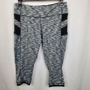 Athletic Collection XL workout capri activewear